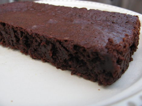 "Tried, tested and renamed, ""The Best Brownie Ever Made!"""