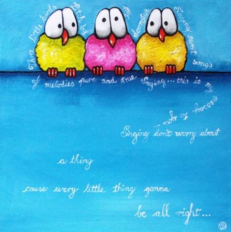 Three-Small-Birds
