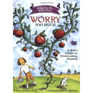 A Kids Guide To Overcoming Anxiety (Huebner, PhD) Step by step exercises to tame anxiety