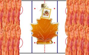 canada food flag
